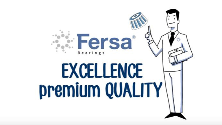 Fersa Bearings: Experts in Bearing Solutions (ESP)