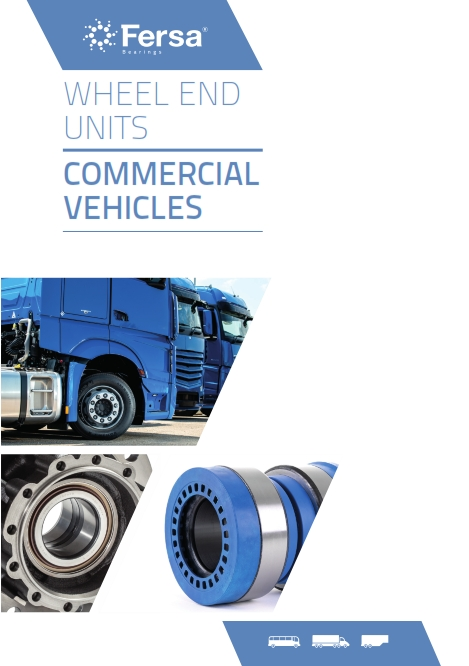 Wheel end units - Commercial vehicles