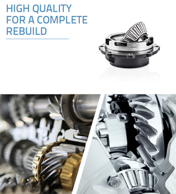 Differential & Gearbox Brochure