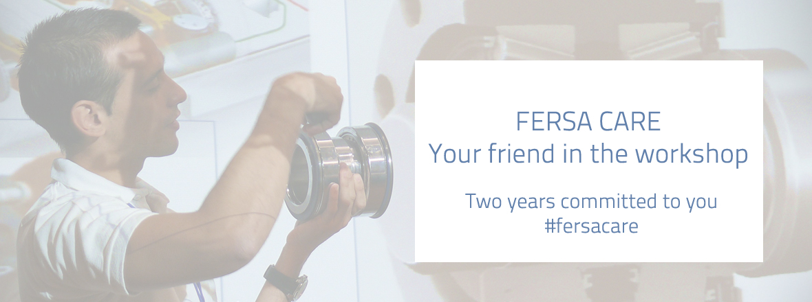The Fersa Care program celebrates two years at the Motortec exhibition